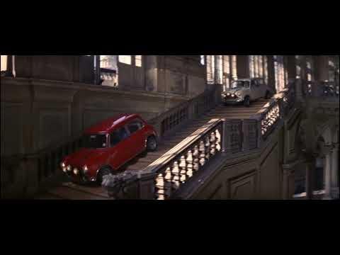 Download The Italian Job 1969 - The Movie - Best Scenes