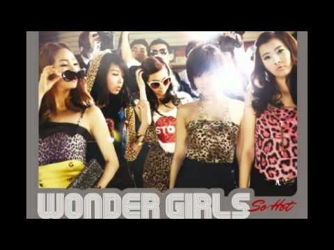 So Hot-Wonder Girls[chipmunks Version]