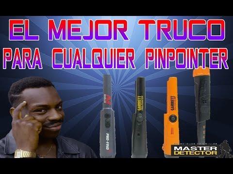 El MEJOR TRUCO PARA EL PINPOINTER EN ESPAÑOL