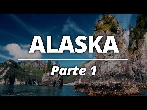 Il mio viaggio in ALASKA #1...  Da Anchorage a Valdez