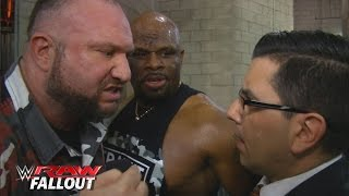 The Dudley Boyz are back: Raw Fallout, February 15, 2016