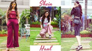 Affordable SHEIN TRY-ON Haul India | Belly Kanungo