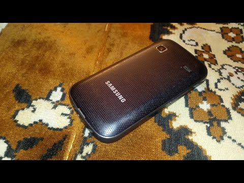 (Водяной) Обзор на Samsung Galaxy Gio GT-S5660
