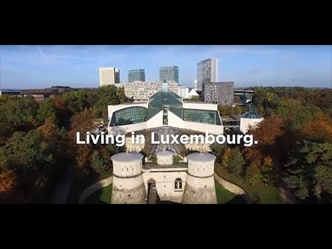 LIVING IN LUXEMBOURG - VIDEO