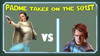 Padme Beats General Skywalker