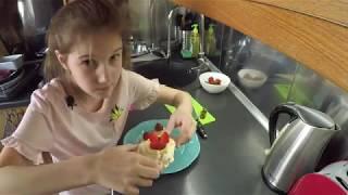 Как сделать десерт Павлова мини))