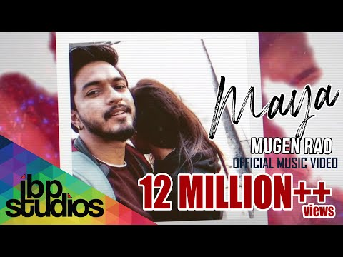 Maya - Mugen Rao | Yasmin Nadiah (Official Lyric Video)