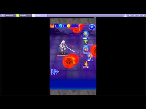 Reunion Sephiroth (FFVII-AC) - Final Fantasy Record Keeper