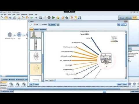 Constructing Predictive Model Using IBM SPSS Modeler