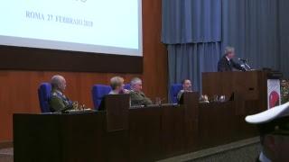Intervento di Gentiloni alla cerimonia di avvicendamento del Capo di Stato Maggiore dell'Esercito