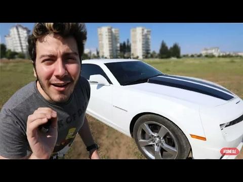 Enes Batur Un Yeni Arabasi Camaro Youtube