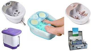 Top 5 Best Foot Baths & Spas Reviews