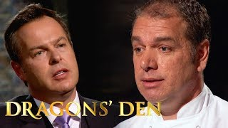 Peter Bargains With A Butcher | Dragons' Den