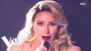 Dalida - Mourir sur scène   Léona Winter   The Voice 2019   Semi-final Audition
