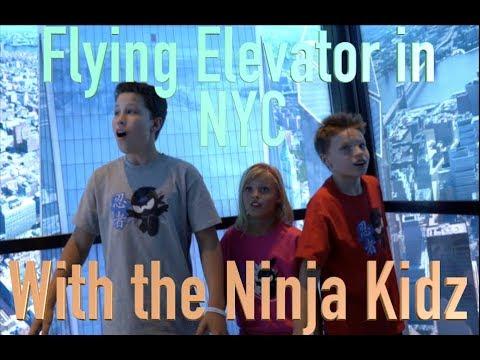 Download New York Adventure with the Ninja Kidz!