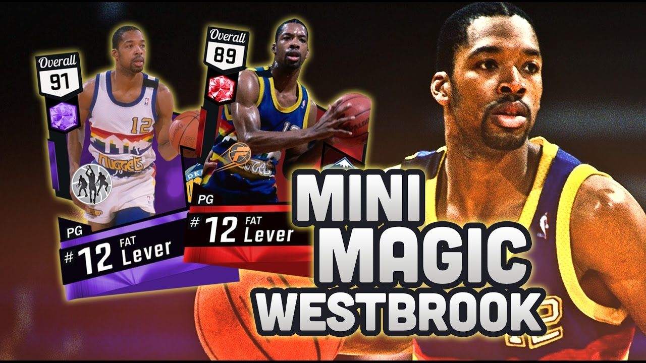 Fat Lever = Westbrook i Magic w jednym