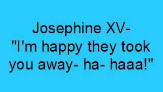 Josephine XV- I