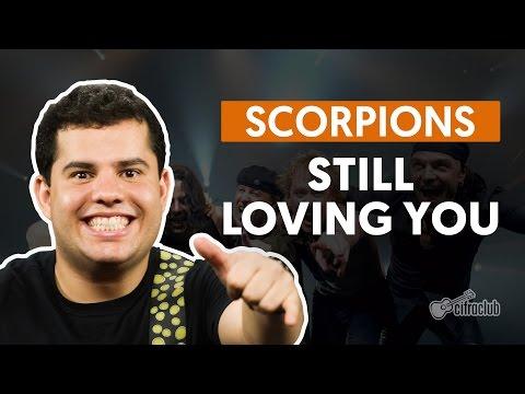 Still Loving You - Scorpions (aula De Guitarra)