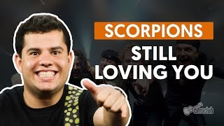 Still Loving You - Scorpions (aula de guitarra) screenshot 3