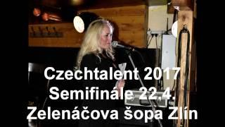 Czechtalent 2017 - Semifinále