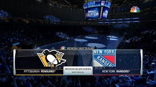NHL 18 (PS4) - 2017-18 - Game 71 @ Rangers