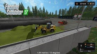 Farming Simulator 17 | Green River | Timelapse #3