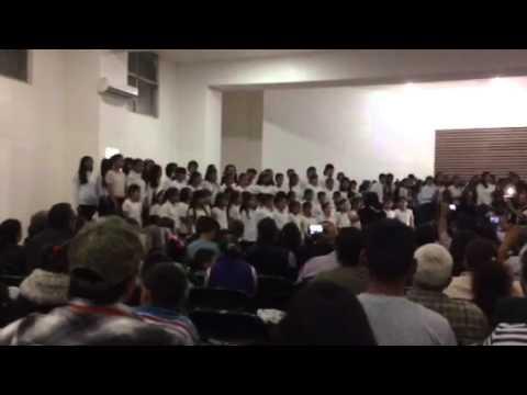 Coro de Jesus María en la Feria del Libro IV