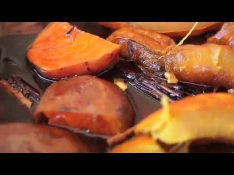 Como preparar calabaza en dulce de piloncillo