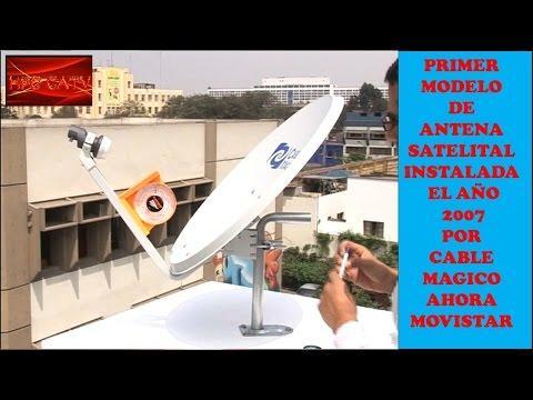 CURSO COMPLETO DE ANTENA SATELITAL DE MOVISTAR 2007-CURSO DE DTH