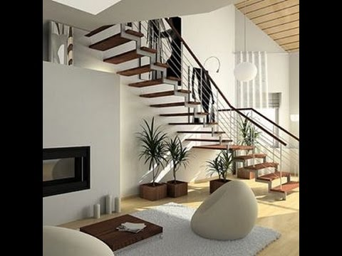 Minimalist Stairs Designs Ideas for Welcoming New House - YouTube