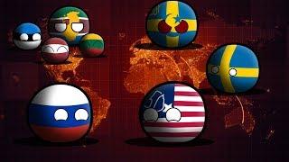 МИР США И РОССИИ/ВОЙНА ЕВРОПЫ??? - БУДУЩЕЕ МИРА - 2 СЕРИЯ