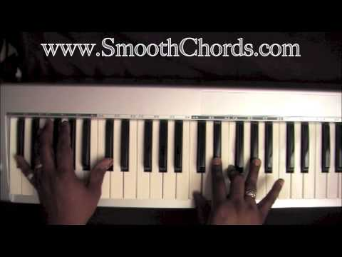 Goodness, Mercy, Grace - The Winans - Piano Tutorial