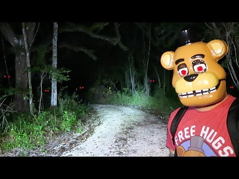 HAUNTED FORT DADE ROAD HALLOWEEN COSTUME EDITION (FIVE NIGHTS AT FREDDY'S) (FREDDY FAZBEAR)