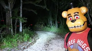 FNAF ON THE MOST HAUNTED ROAD EVER! (FORT DADE AVE)