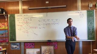 Coordinate Methods (3 of 3: Structure of a deductive proof)