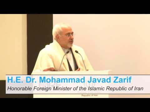 Special Address by Foreign Minister of Iran H.E. Mohammad Javad Zarif