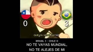 Chile No te vayas mundial ( Parodia Original ) marco