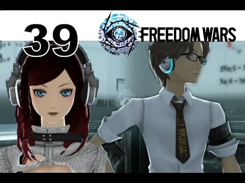 freedom-wars---ps-vita-let's-play-walkthrough-39---beat-red-rage's-damage-neutralisation-system!