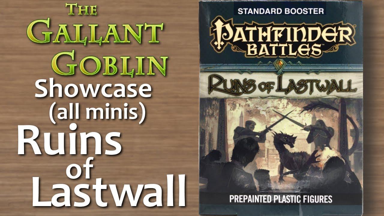 Ruins of Lastwall - Pathfinder Battles Miniatures