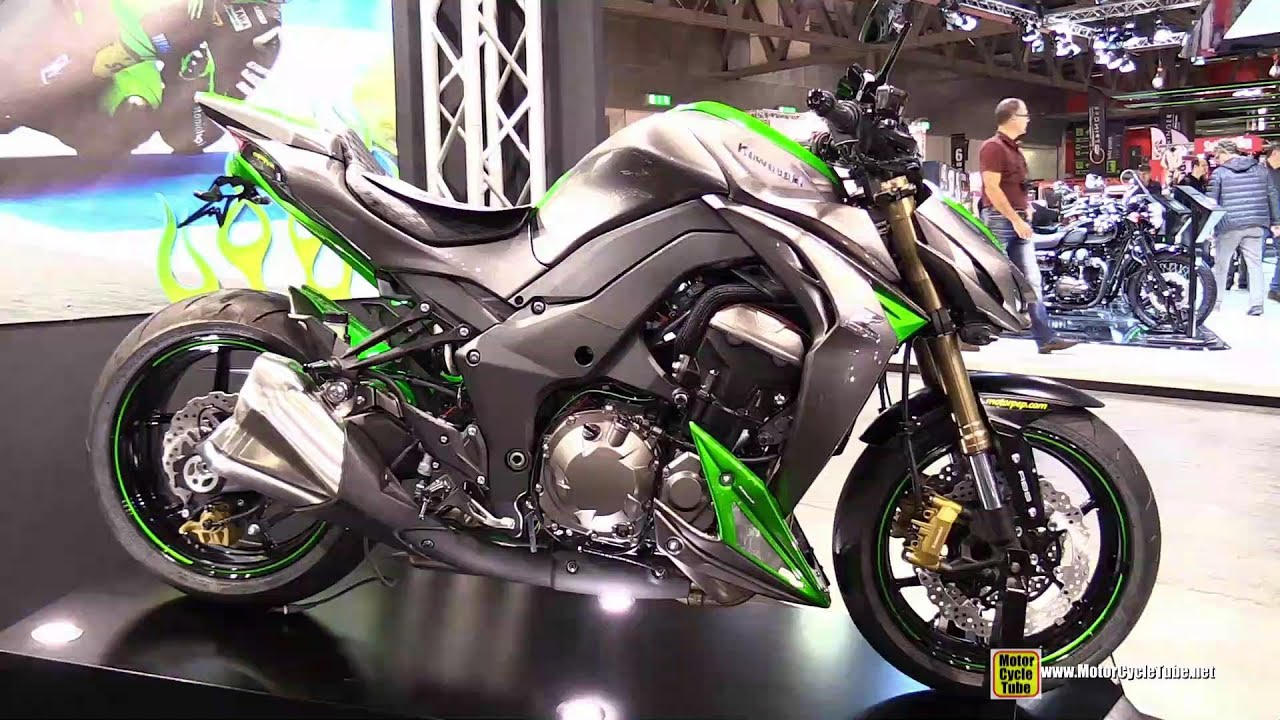REVIEW Kawasaki Z1000 2015 Motorcycle Sport Bike
