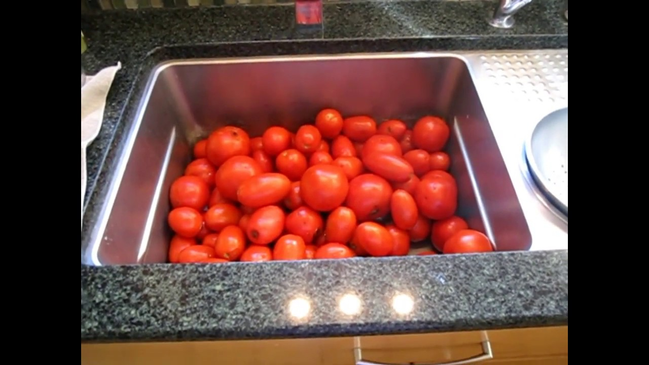 Canning Tomatoes With A Champion Juicer