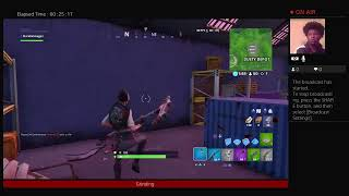 Fortnite Im cracked grinding