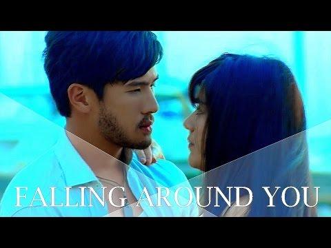 ● Kim & James Ma ; เพียงชายคนนี้ไม่ใช่ผู้วิเศษ Lakorn MV ;; falling around you