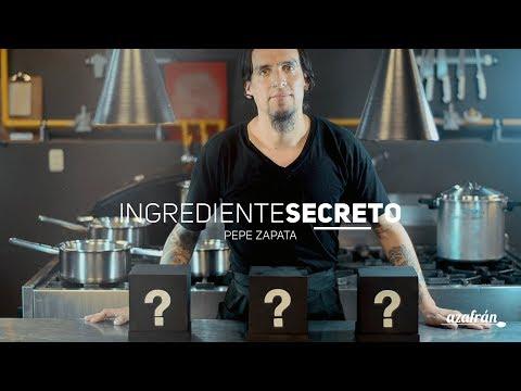 Ingrediente secreto: Pepe Zapata