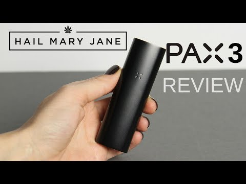 PAX 3 Vaporizer Matte Finish – Unboxing & Review – Still best vaporizer in 2018?