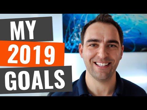 My 2019 Goals - Life Coach Tomas Svitorka 0