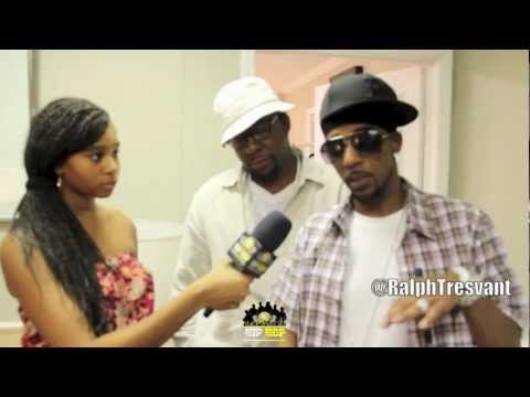 16 Years Old Alyssa Gregory Interviews Bobby Brown, Ralph Tresvant -THE HEADS OF STATE
