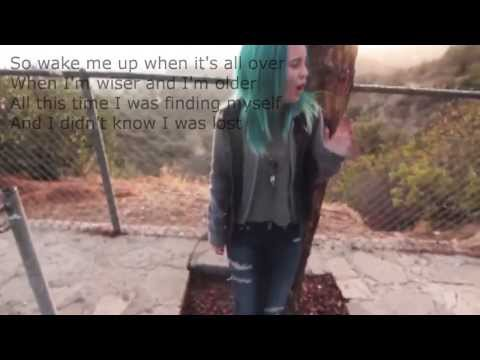 Bea Miller - Wake Me Up Video With Lyrics