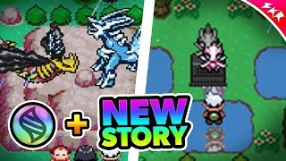 Completed Pokemon GBA Rom Hack With Mega Evolution & New Story | Gameplay & Download