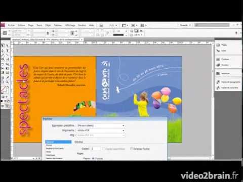 InDesign CS4 Crer Un PDF Pour Impression